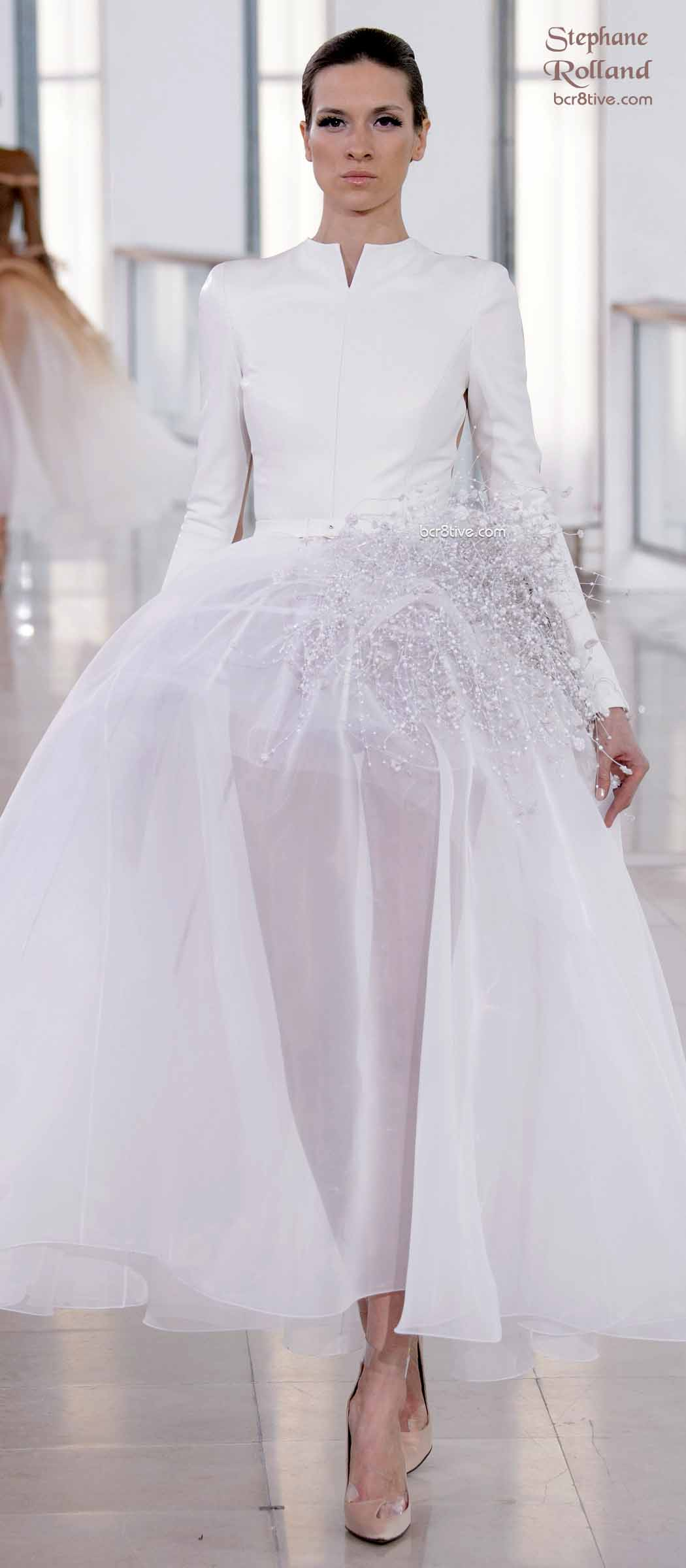 Stéphane Rolland Couture Spring 2015