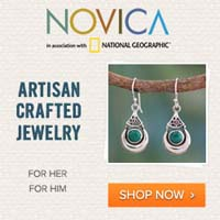 Novica - Shop Artisan Jewelry