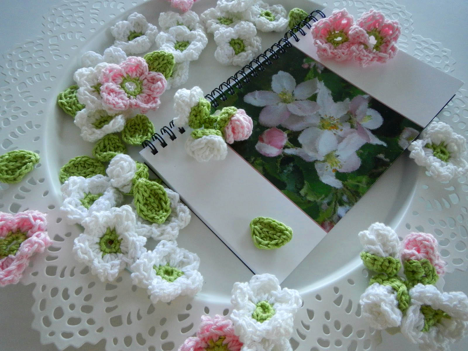 Apple Blossom Crochet