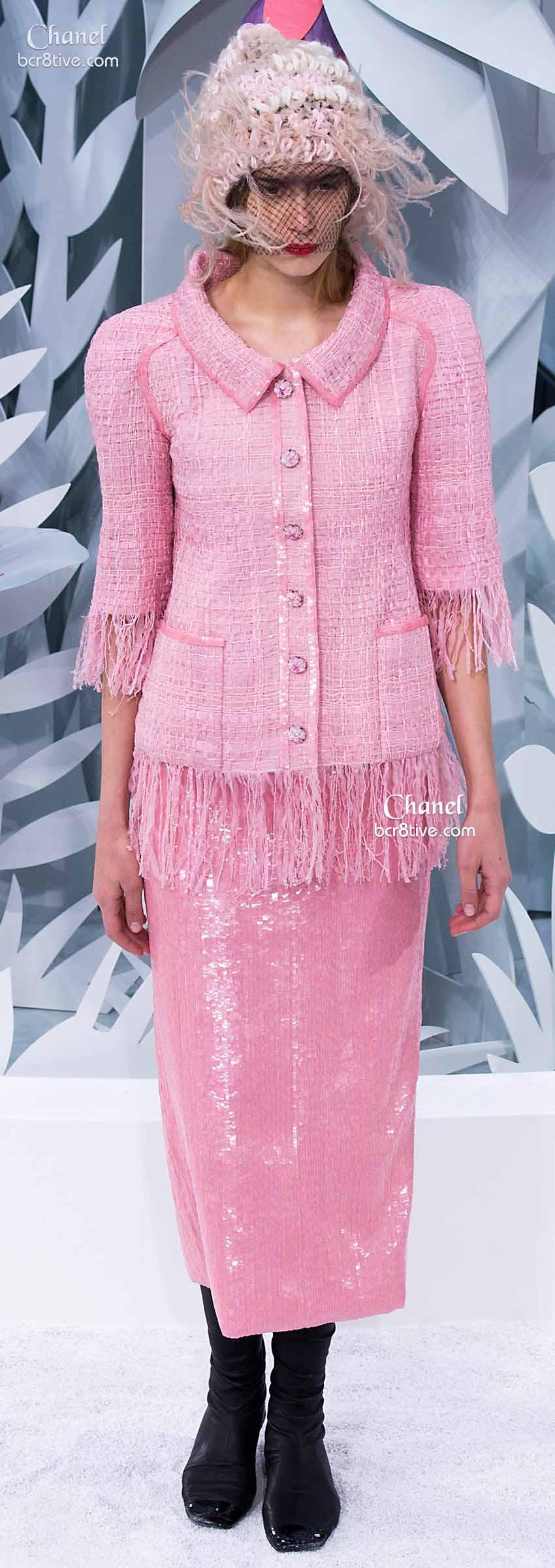 Chic in Pink & Fringe