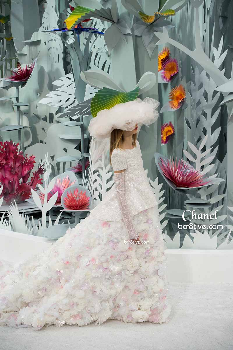 Chanel Spring 2015 Couture Spring Imagining