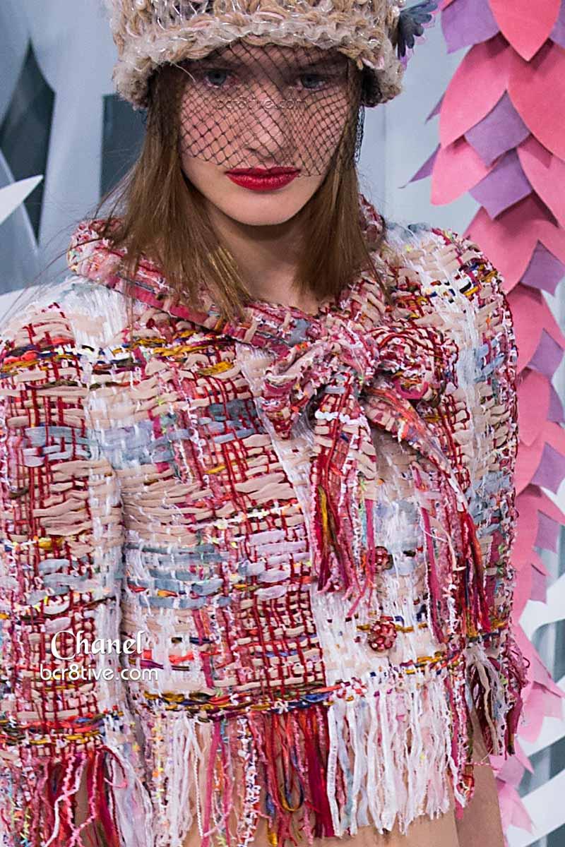 Uber Creative Woven Fabric & Fringe