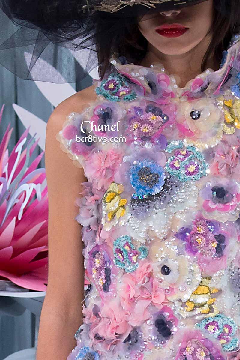 Couture 3D Floral Appliques