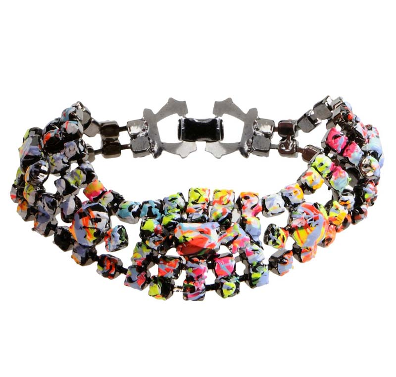 Tom Binns Midnight Riot Bracelet