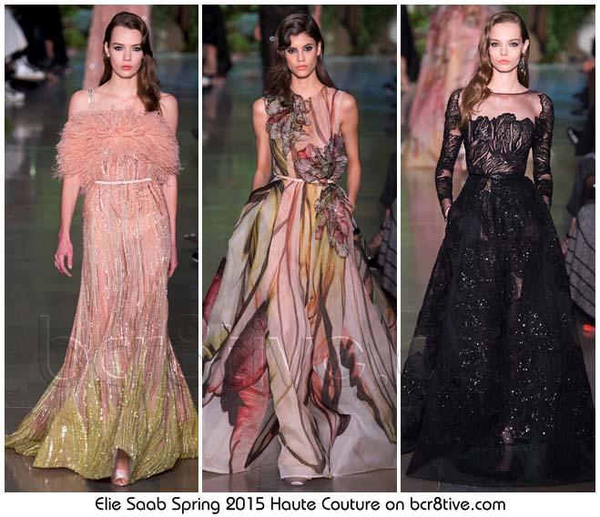 10c6a820af Elie Saab Spring 2015 Couture