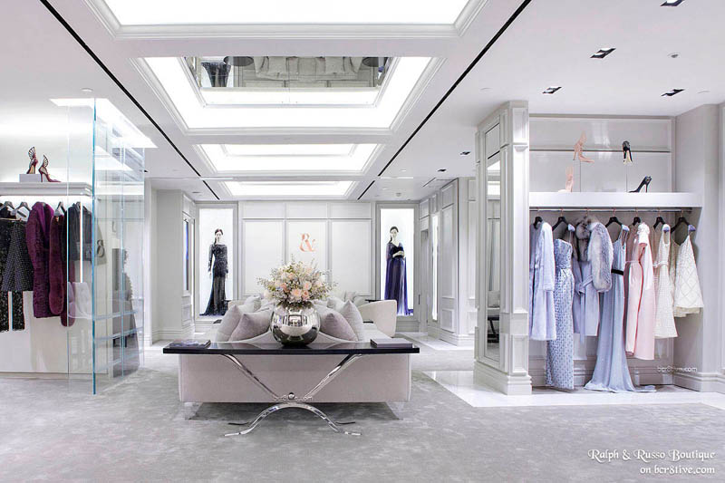 Ralph & Russo Harrods Boutique