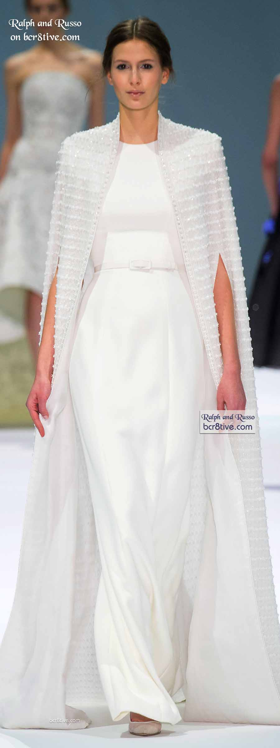 Ralph & Russo Spring 2015 Couture