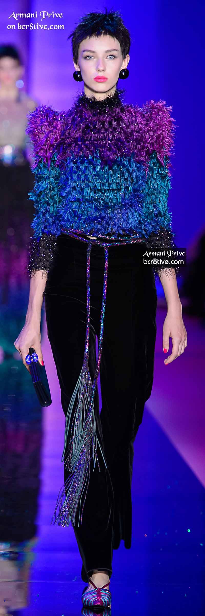 Giorgio Armani Privé Fall Winter 2015 Haute Couture
