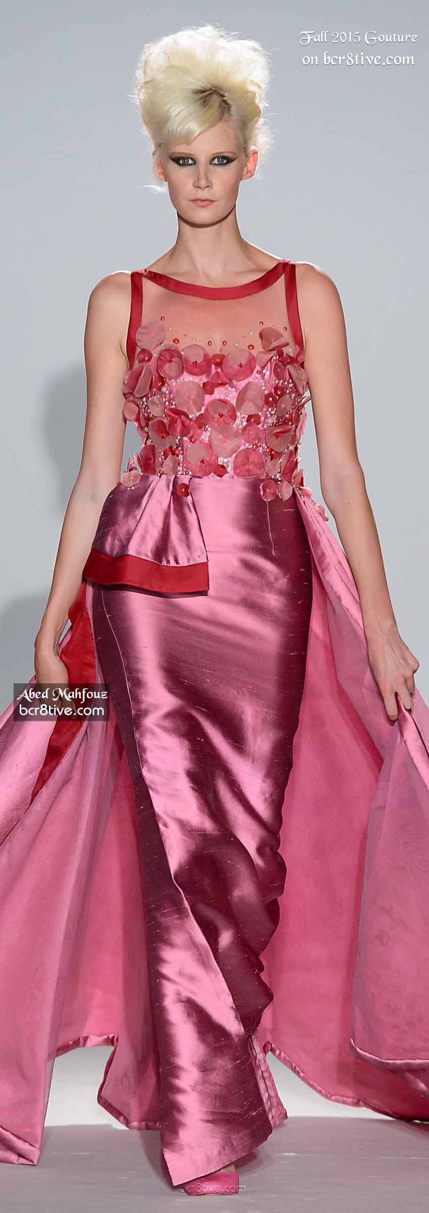 Abed Mahfouz Haute Couture Fall 2015-16