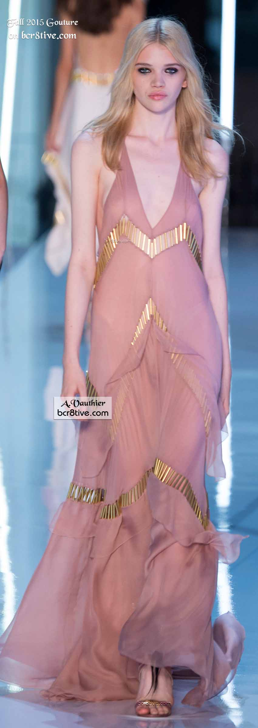 Alexandre Vauthier Couture Fall 2015-16