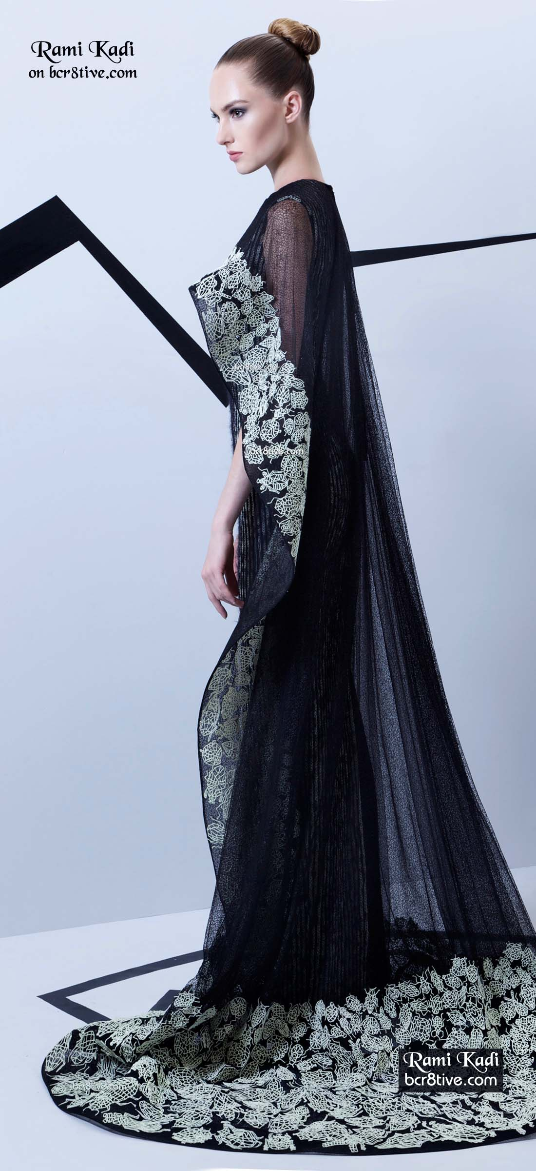 Rami Kadi Haute Couture Design from Lucioles Collection