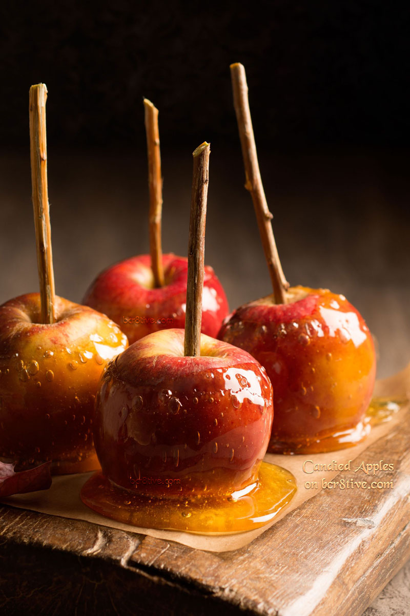 Caramel Apples on bcr8tive.com