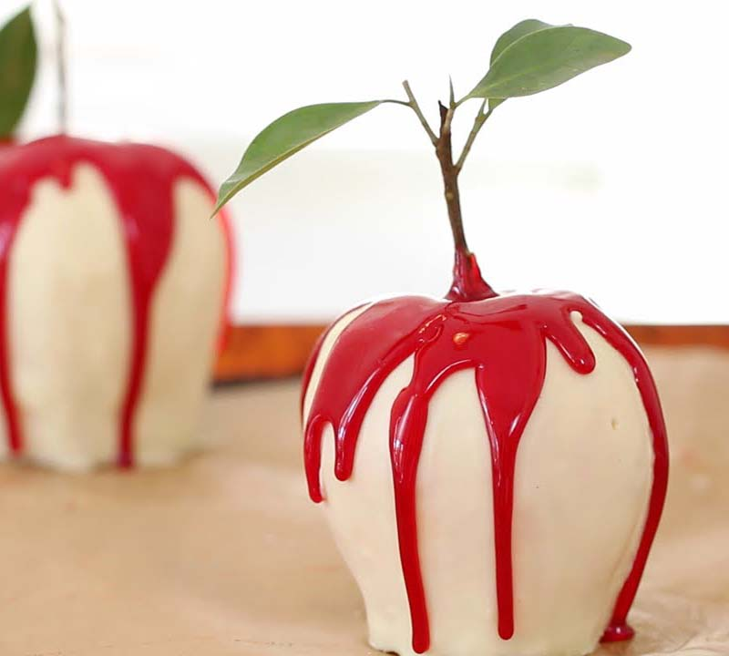 Cursed Candy Apples