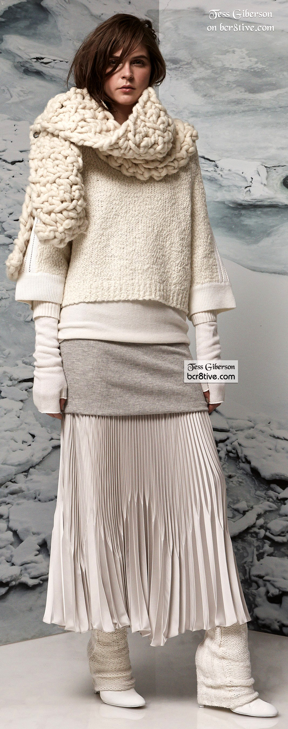 Tess Giberson Fall Winter 2015-16
