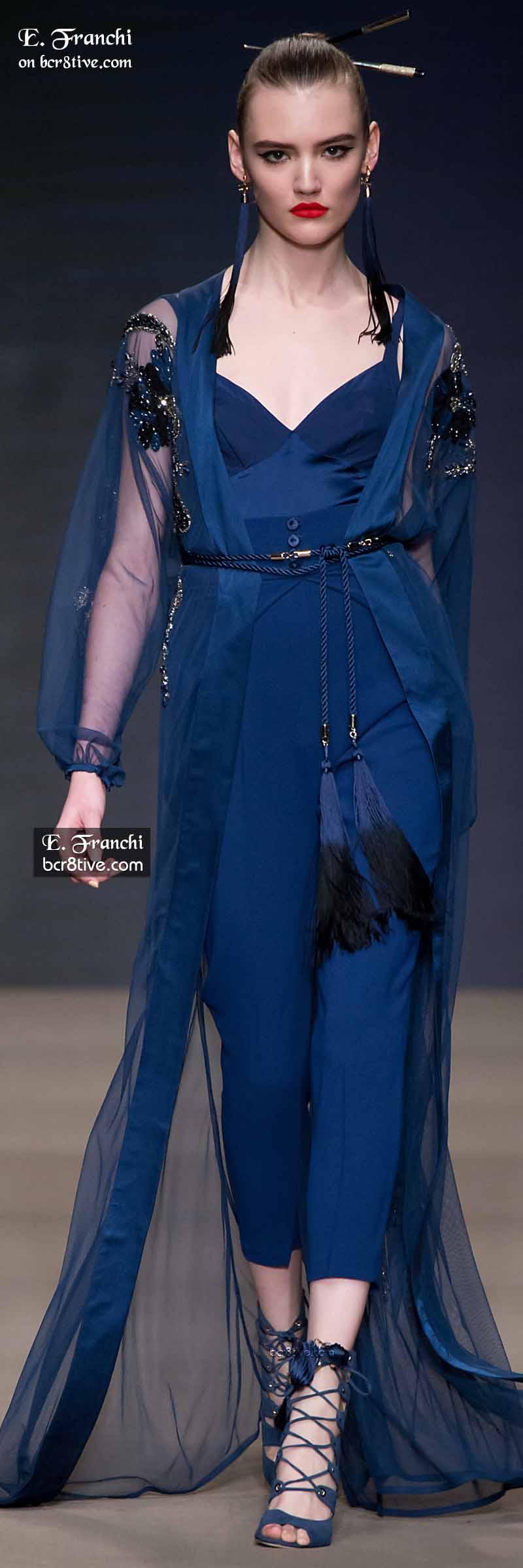 Elisabetta Franchi Fall 2015