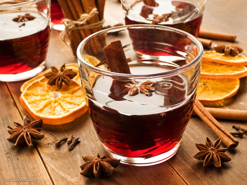 Glühwein German Mulled Wine