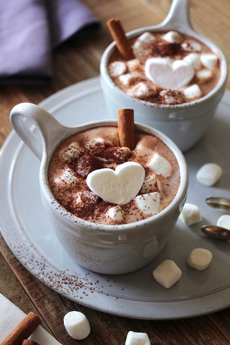 Hot Chocolat Garnish