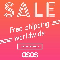 ASOS ✦ Free Shipping Worldwide