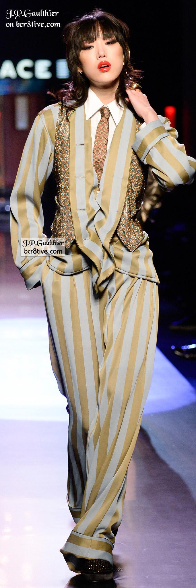 Jean Paul Gaultier Spring 2016 Haute Couture