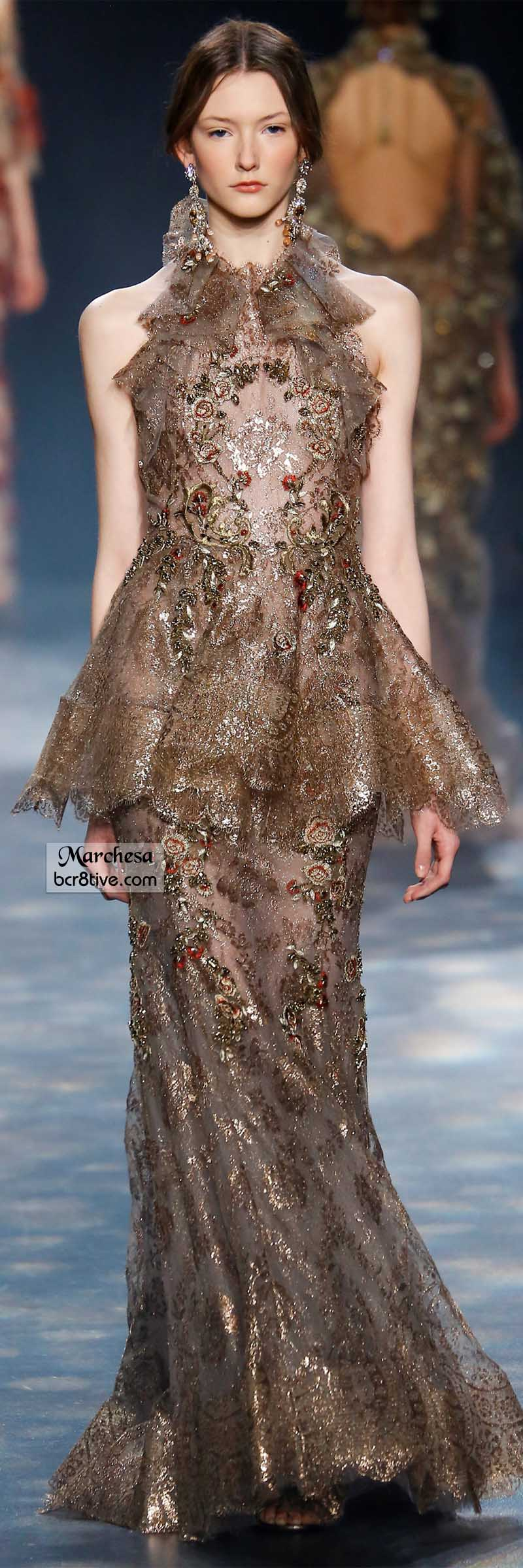 Marchesa Fall 2016