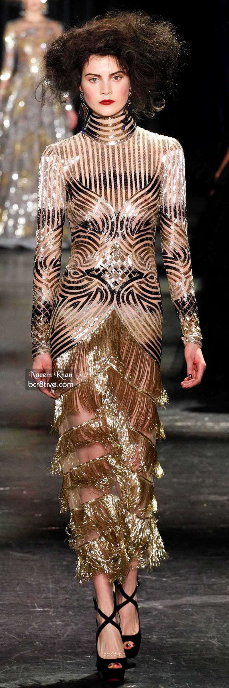 Naeem Khan Fall 2016