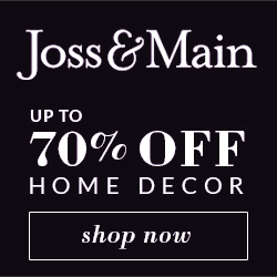Joss & Main ✦ Home Decor Sale