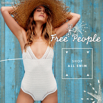 Free People Swimwear ✦ See What's New