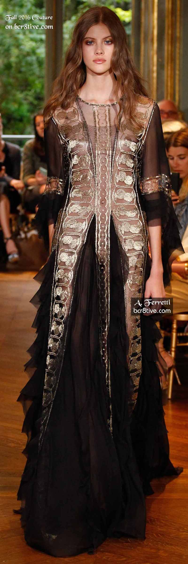 Alberta Ferretti - The Best Fall 2016 Haute Couture Fashion