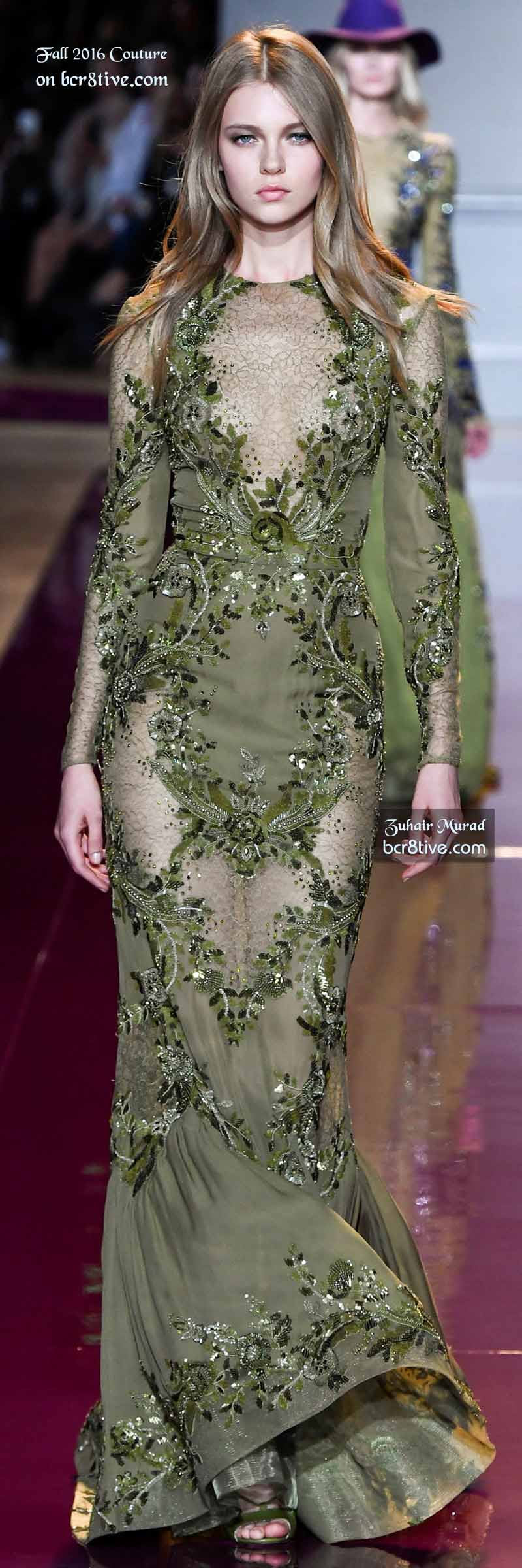 de984a26e15 ... Zuhair Murad - The Best Fall 2016 Haute Couture Fashion ...