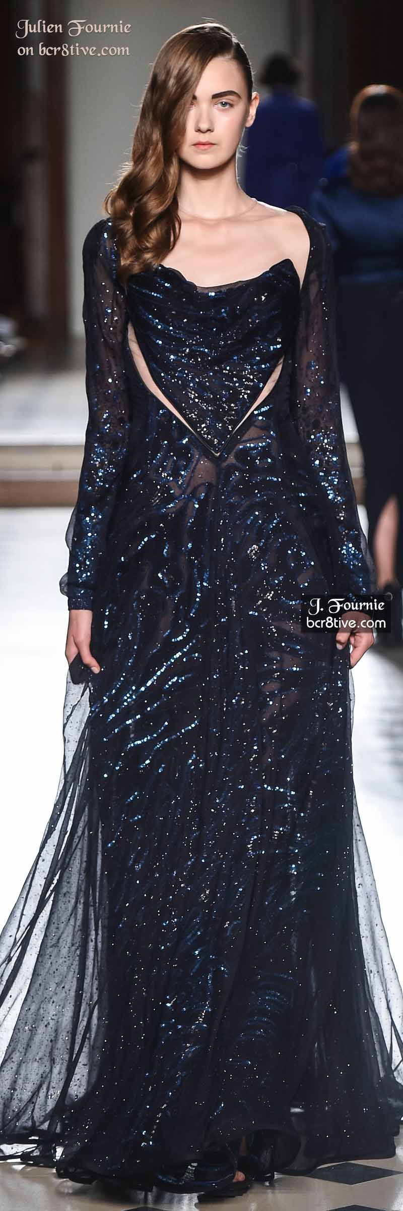 Julien Fournié Fall 2016 Haute Couture
