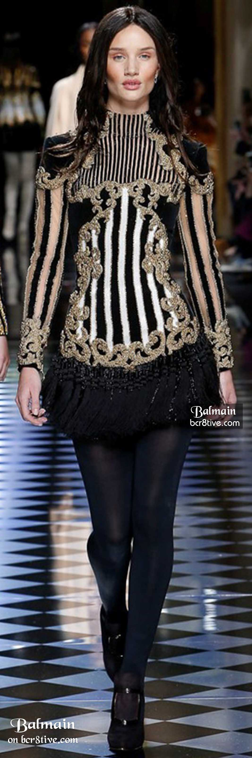 Balmain Fall 2016 Top Trendsetting Designs