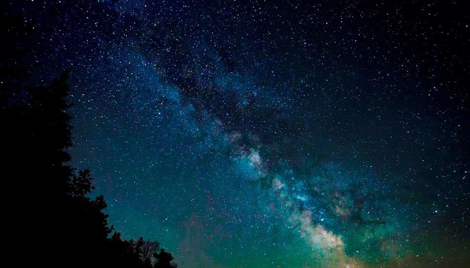 Dark Sky Park in Michigan