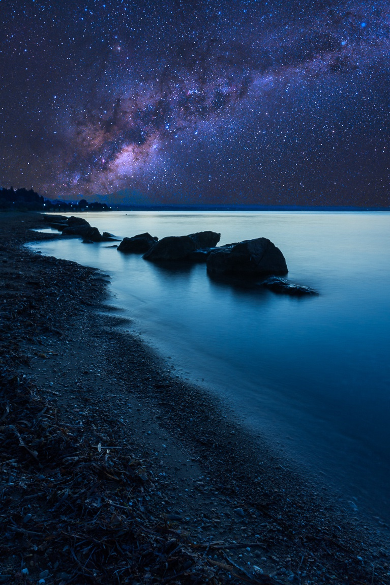 Milky Way Dream - Giorgos Rousopoulos