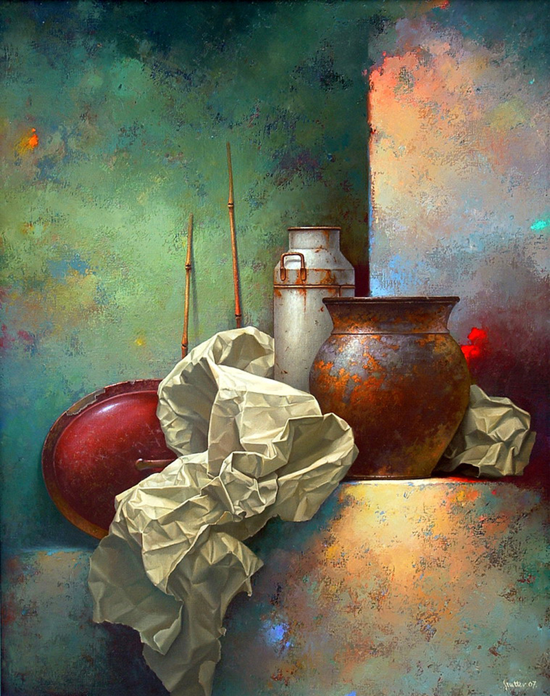 The Art of Edward Szutter