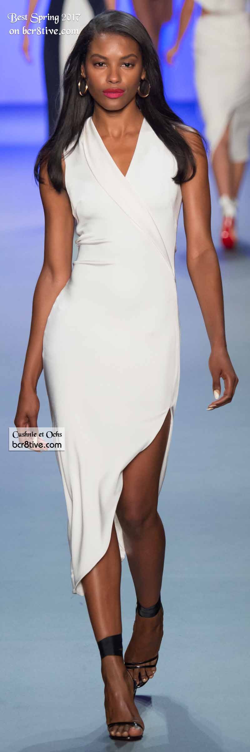 Cushnie et Ochs - The Best Looks from New York Fashion Week Spring 2017