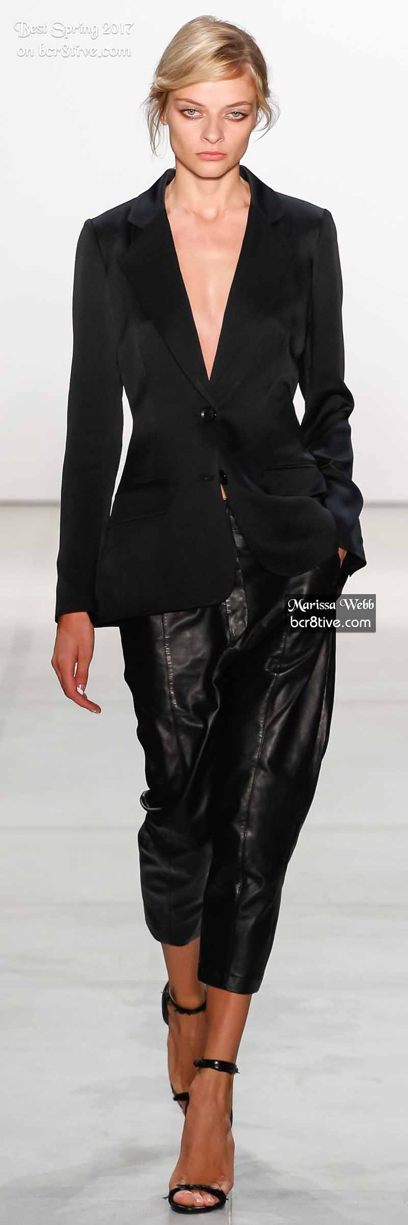 Marissa Webb - The Best Looks from New York Fashion Week Spring 2017