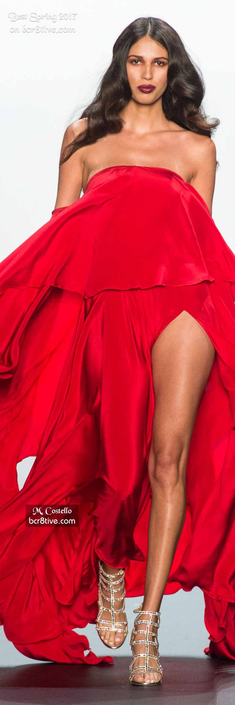 Michael Costello - The Best Looks from New York Fashion Week Spring 2017