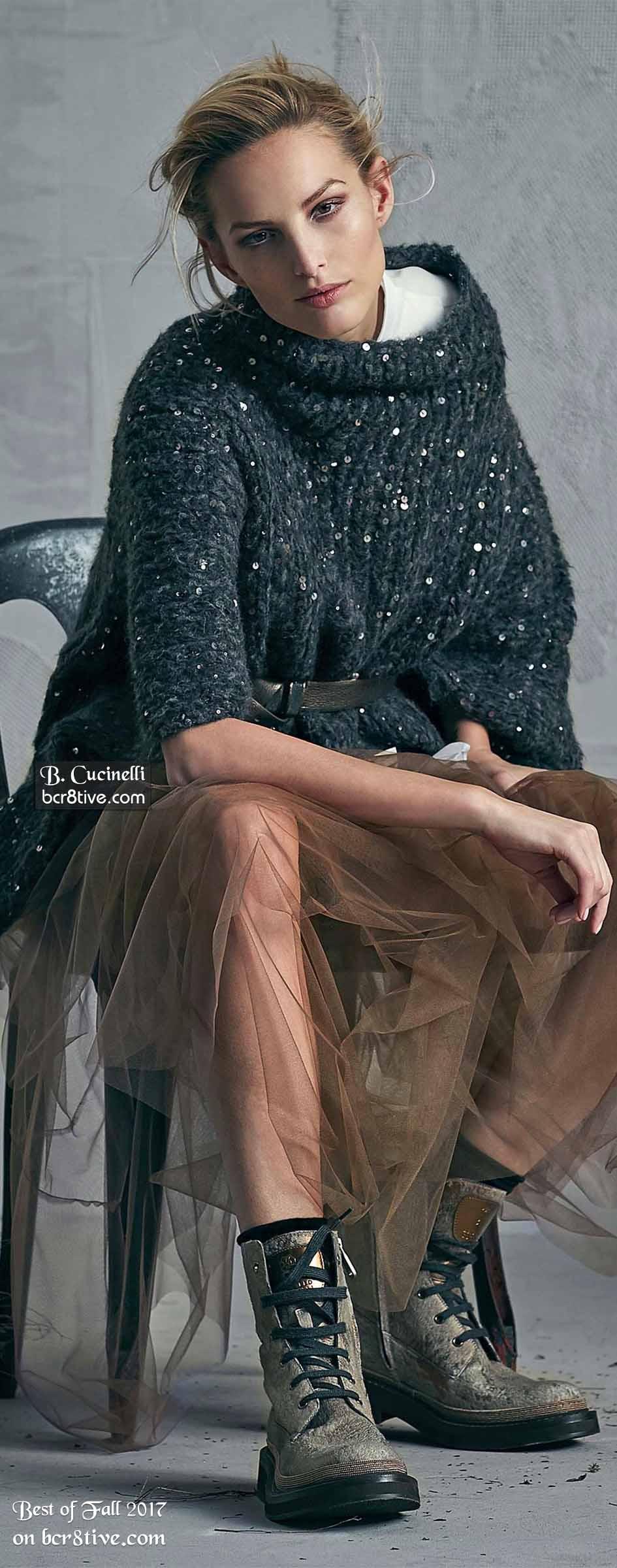 Brunello Cucinelli Fall 2017