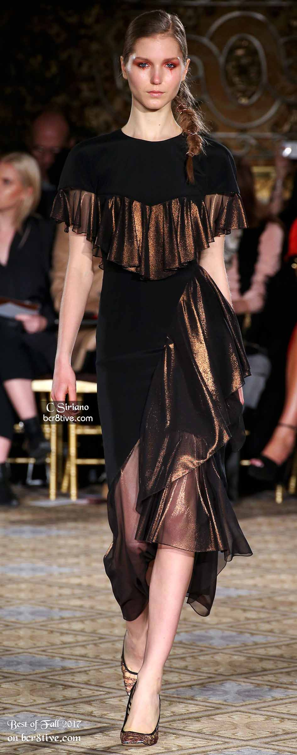 Christian Siriano Fall 2017