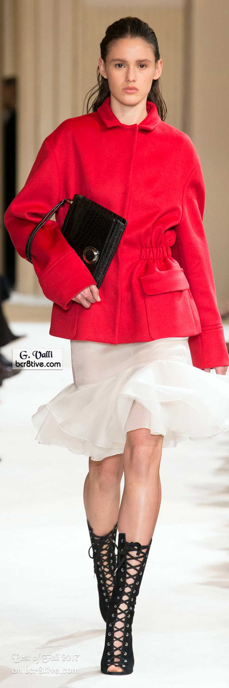 Giambattista Valli Fall 2017
