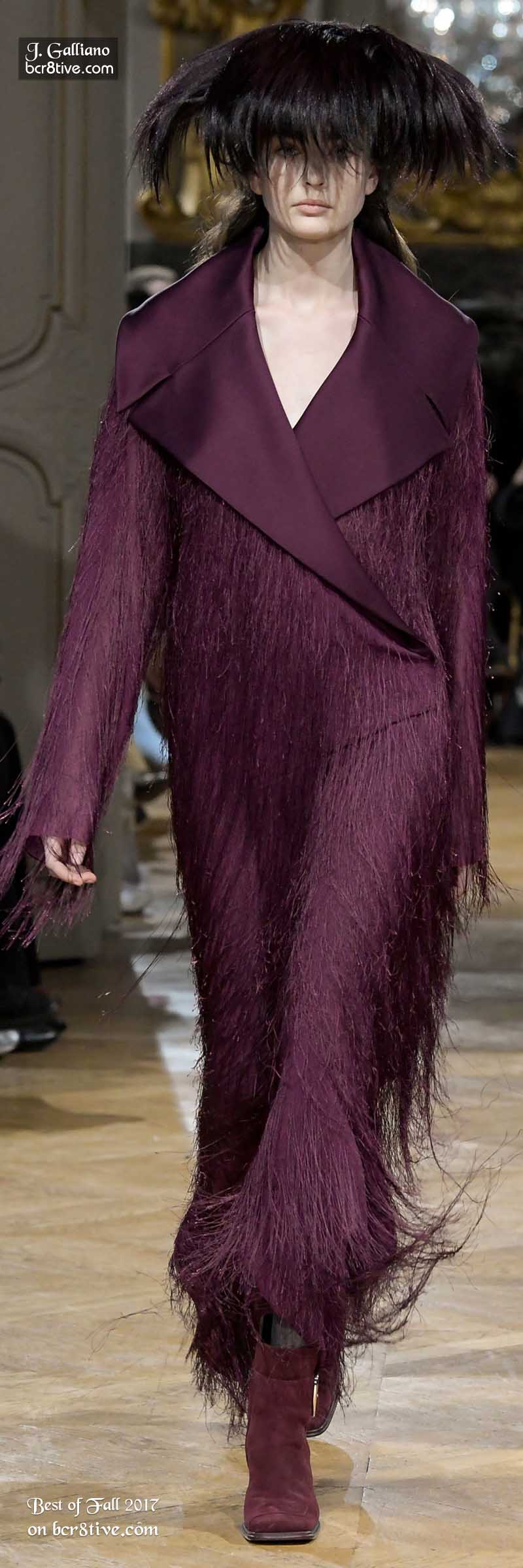 John Galliano Fall 2017