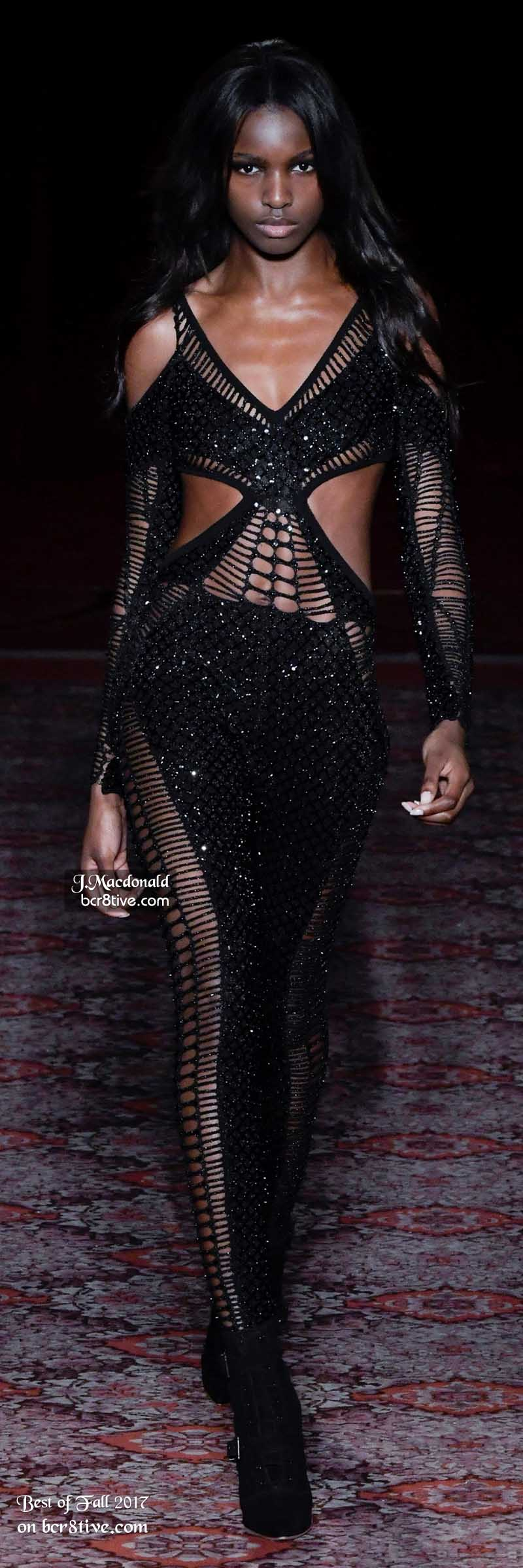 Julien Macdonald Fall 2017