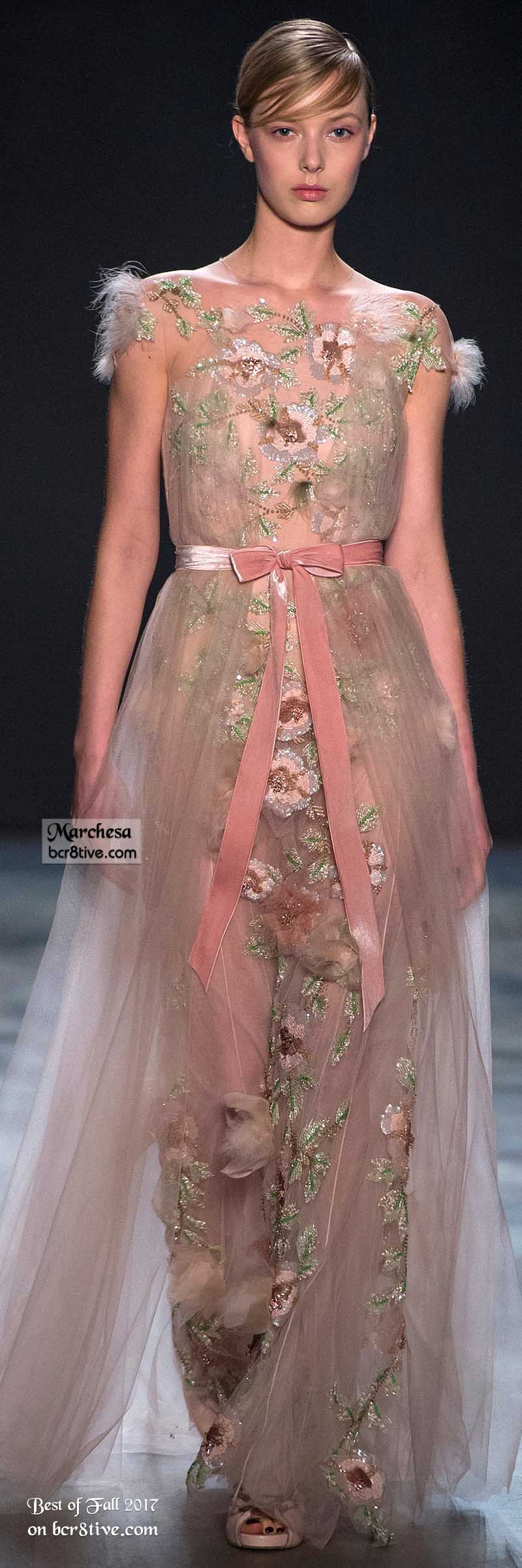 Marchesa Fall 2017