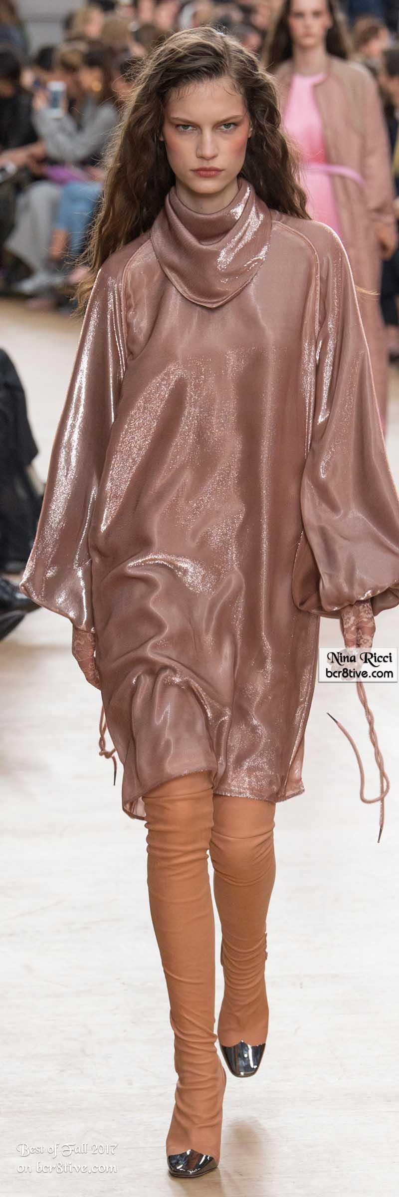 Nina Ricci Fall 2017
