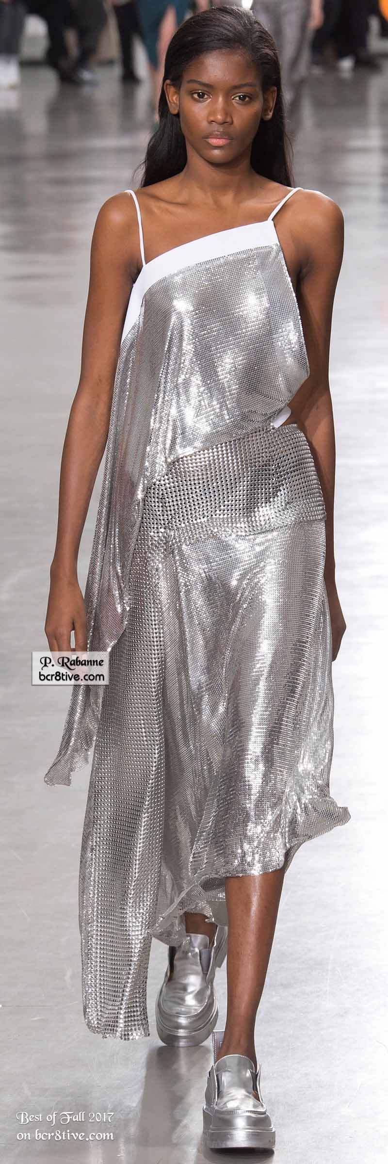 Paco Rabanne Fall 2017