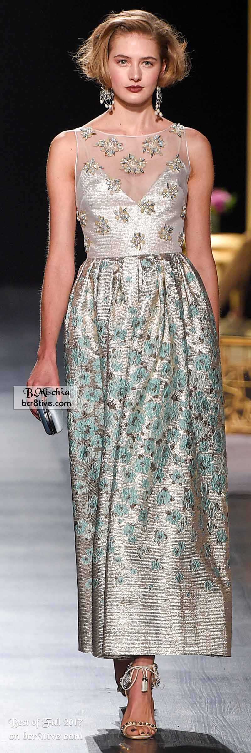 Badgley Mischka Fall 2017
