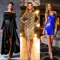 Boston Proper Holiday Party Dresses