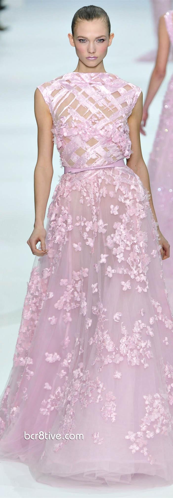 Elie Saab Spring Summer 2012-2013 Haute Couture