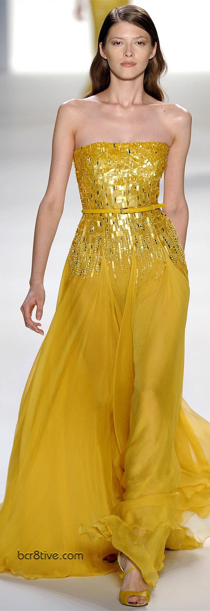 Elie Saab Spring 2014 Ready to Wear