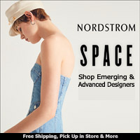 SPACE, a shop for emerging and advanced designers at NORDSTROM!